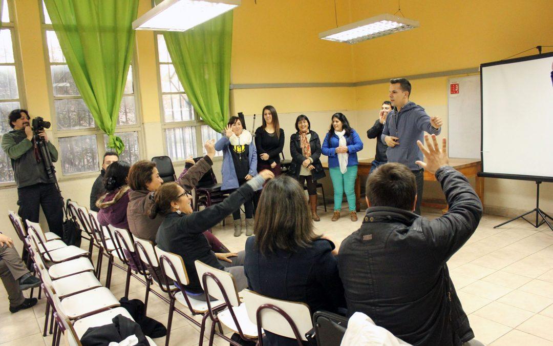 Fomentando la Cultura Emprendedora – Liceo Diego Portales
