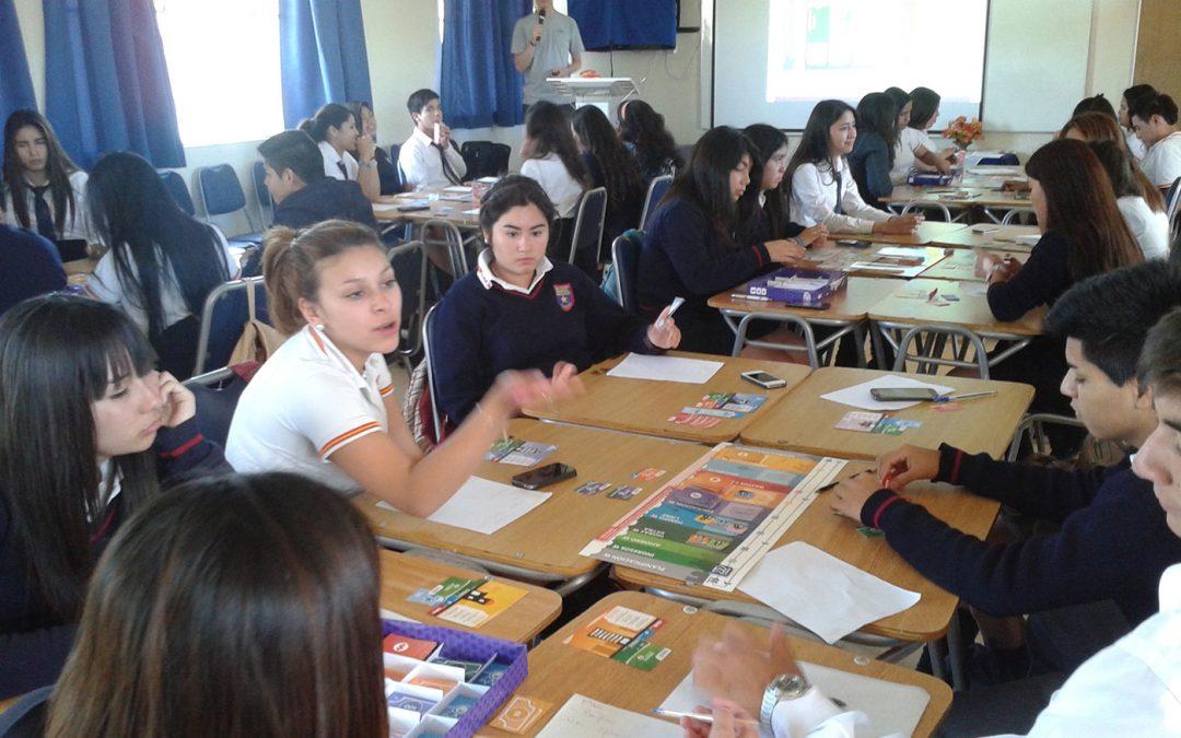 """Programa de Educación Financiera """"Chile de todos y todas"""" 2015"""