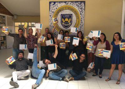 """Programa """"Profesores para formar a los emprendedores del siglo XXI"""""""